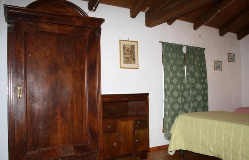 Agriturismo CAMERA DOPPIA, alquiler de vacaciones en Palazzolo dello Stella