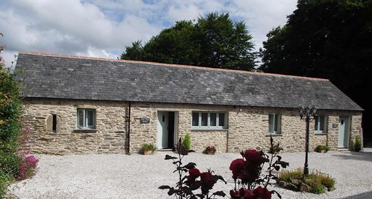 Yew Tree Barn, Fenteroon Farm, location de vacances à Camelford
