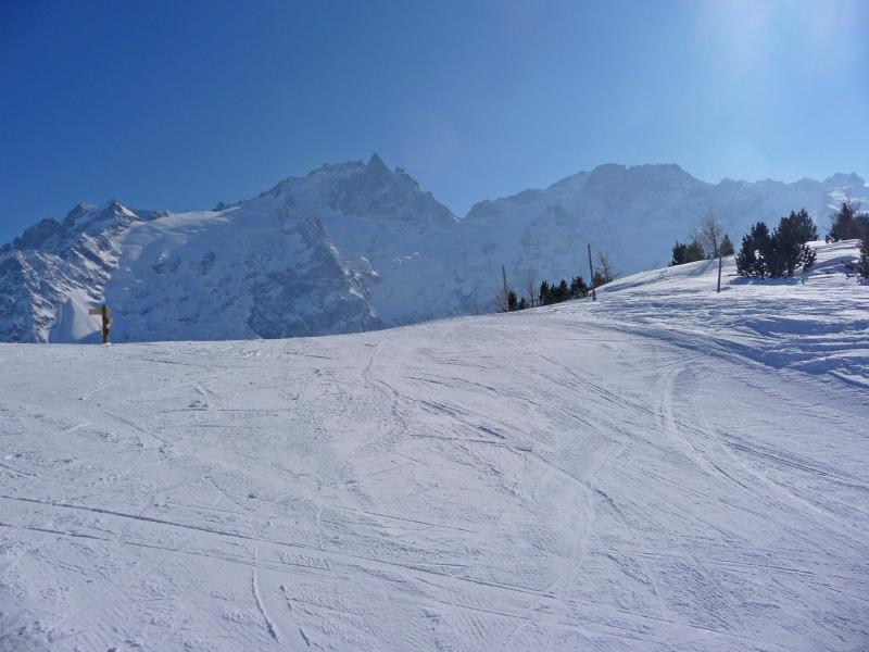 pistes de ski au Chazelet