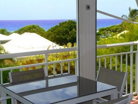 Sea view and on the Islands since the Studio Zabrico 2 - Anse des Rochers - Beach 50 m