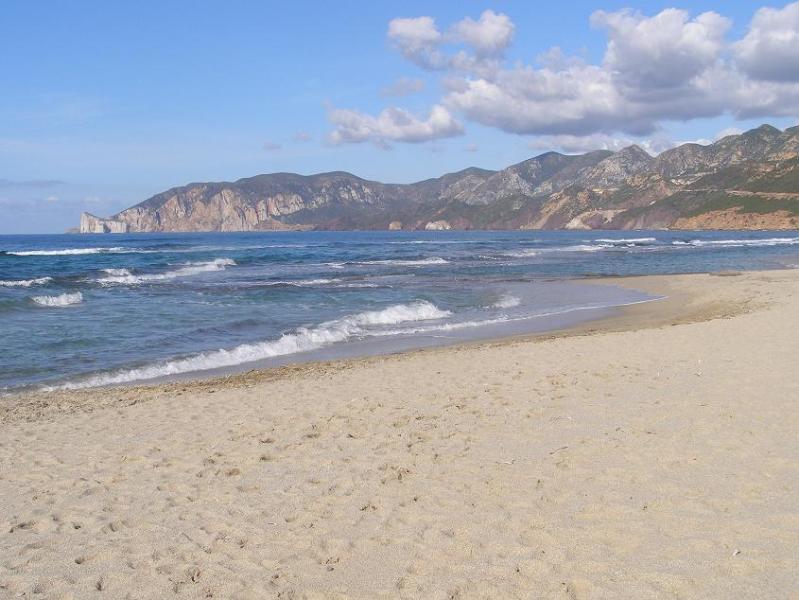 Plage e Mesu beach