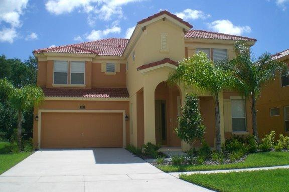 Beautiful Villa on the Bella Vida Resort in Kissimmee, Florida