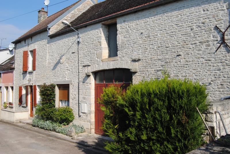 Gîte du Serein, holiday rental in Chablis