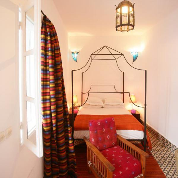 The Indian Room - double bed