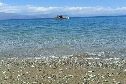 Valimitika's beach