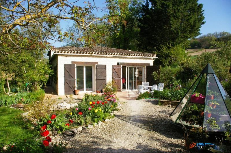 La Mouline, vacation rental in Lauzerte