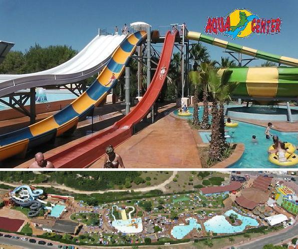 Aqua Center (alrededores)