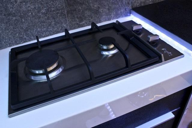 Stove by Spicy Detail - Led lights on the right side