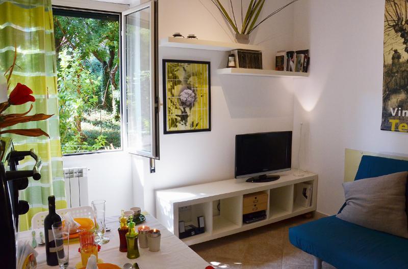 Studio connected to St.Peter, aluguéis de temporada em La Massimina-Casal Lumbroso