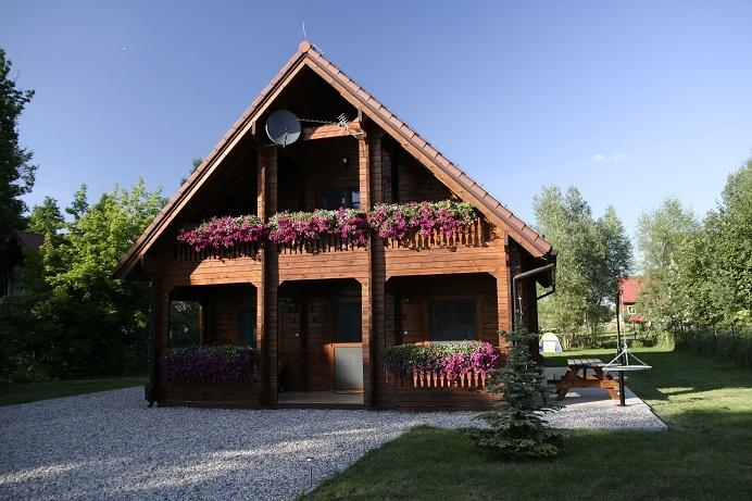 The Lake House, vacation rental in Szwalk
