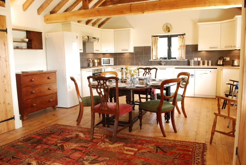The Kitchen / Dining room