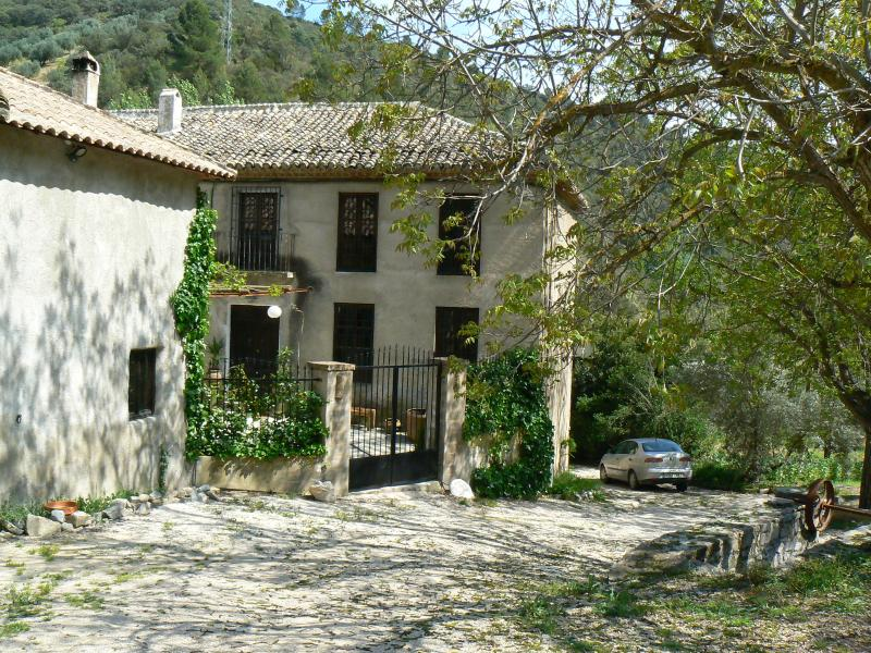 Molino Lorca, vacation rental in Illora