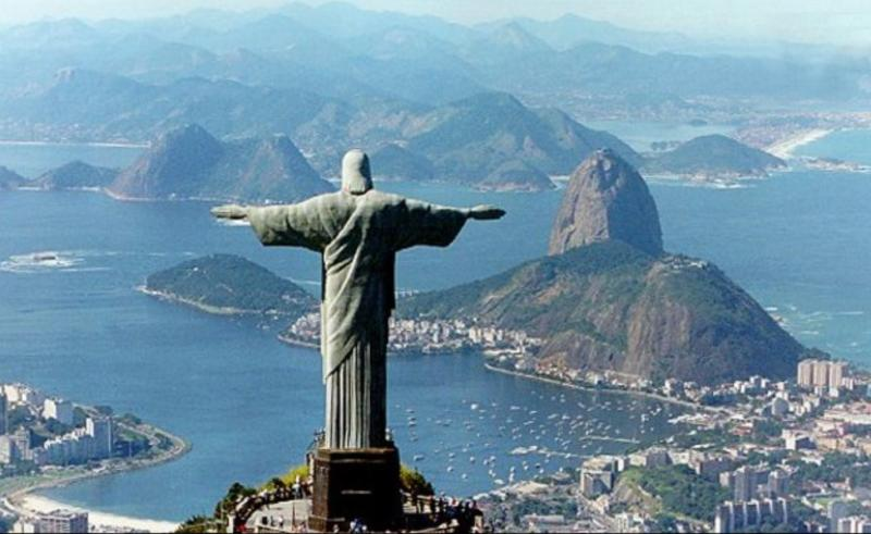 Activities day time in Rio - Christ the Redeemer and SugarLoaf