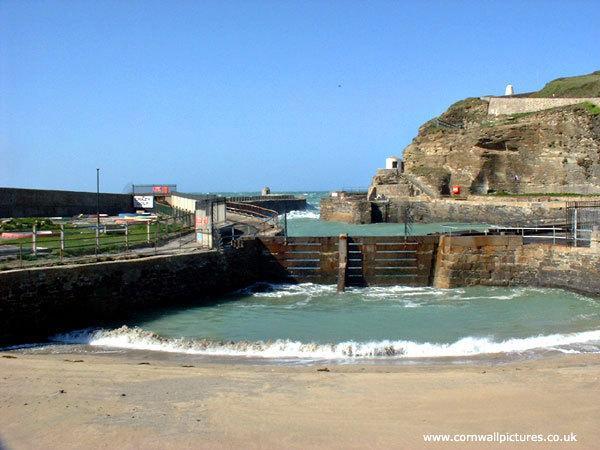 Portreath Hafen