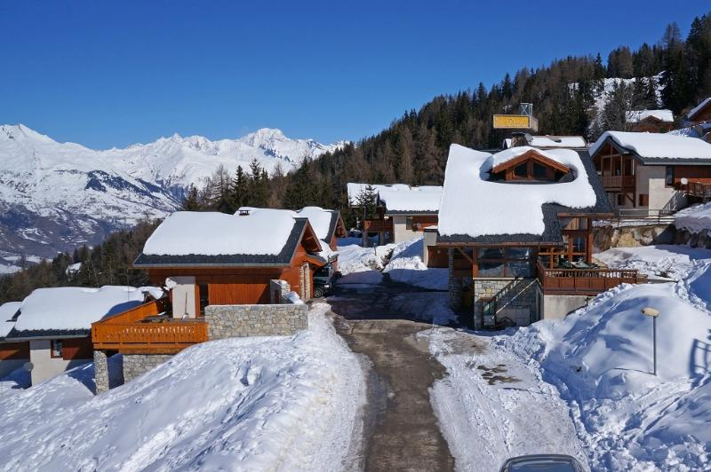Le Dahu, perfect for skiing and mountainbiking, holiday rental in Peisey-Vallandry