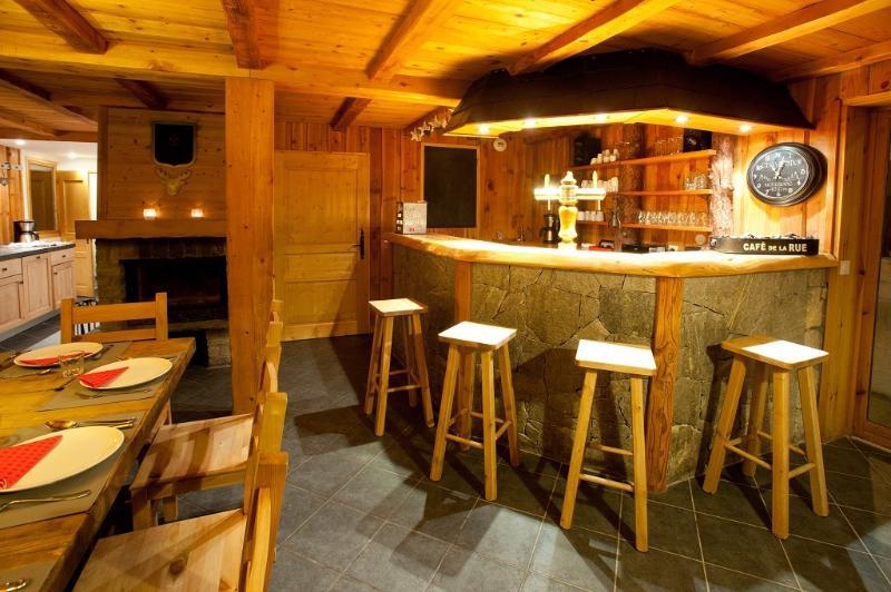 endroit agréable à votre propre bar