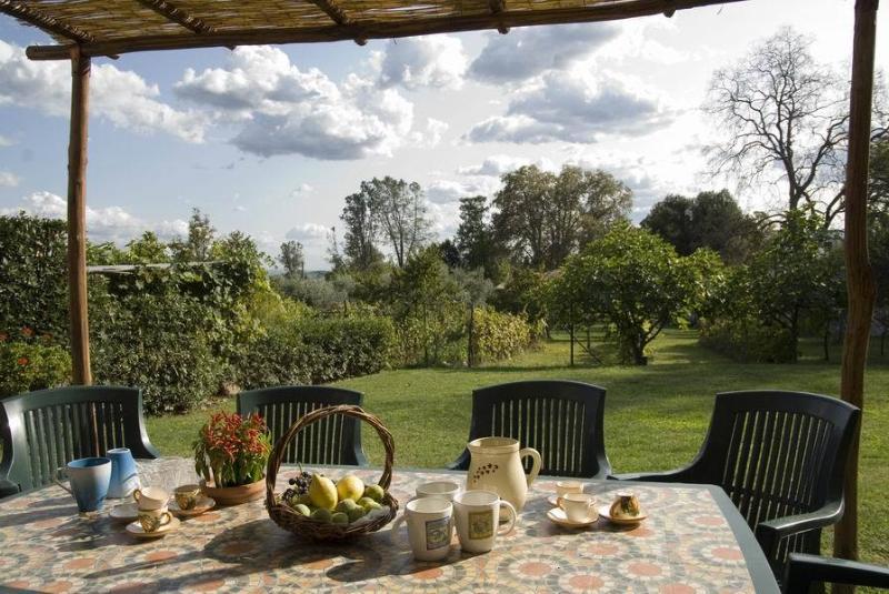 'LA CHIUSA DI NANNI', holiday rental in Lunata