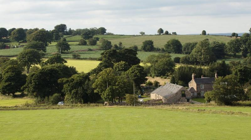 Nestled in the rolling Derbyshire hills, Sycamore Farm in Ashleyhay, offers fantastic accommodation.