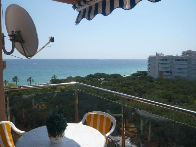 BRAVAHOLIDAYS 25-Sta. Cruz. 2 hab.Pisc.Terraza, vacation rental in Blanes