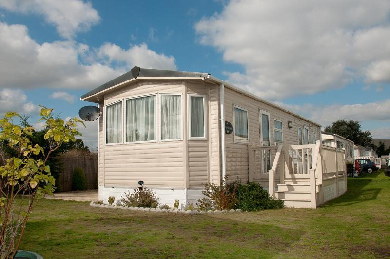 la Vacanza holiday caravan based in Felixstowe Suffolk