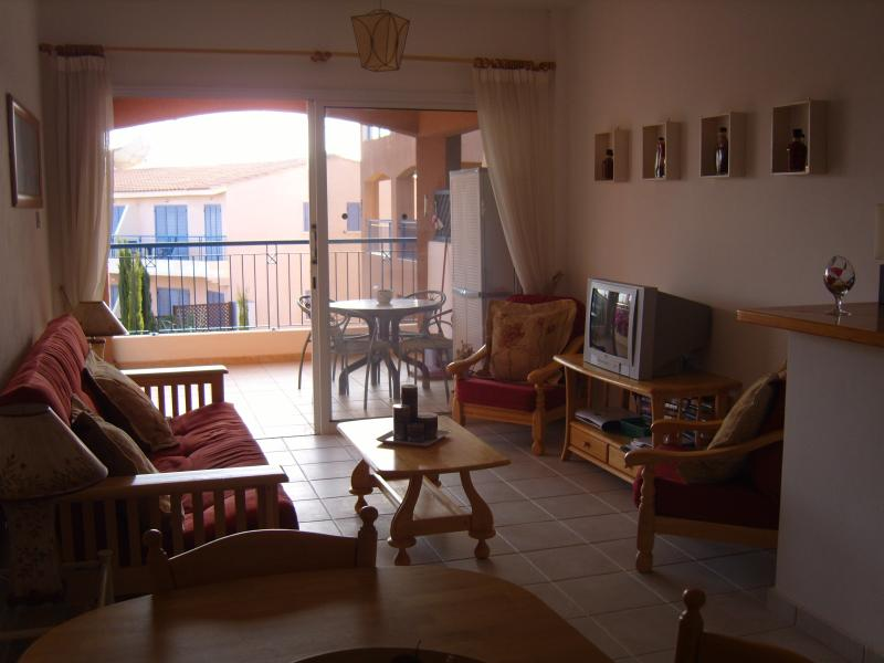 Sitting Room. 3 seater studio couch, 2 Armchairs, Flat screen TV / DVD, Music Ctr. Internet / IPTV