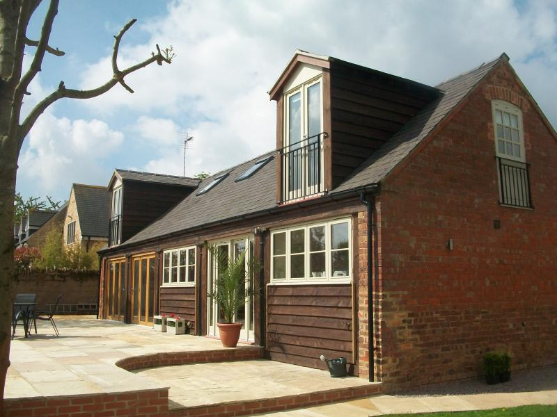 The Barn, holiday rental in Rutland