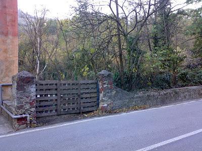 giardino + deposito, holiday rental in Neirone