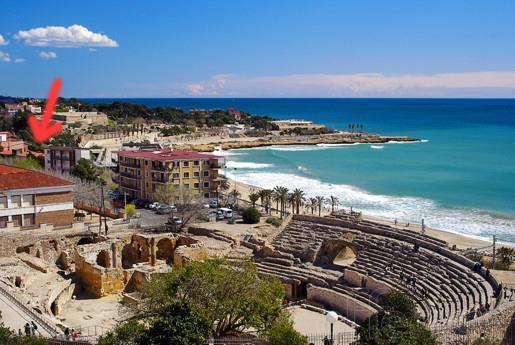 louer appartement Tarragona SUR LA