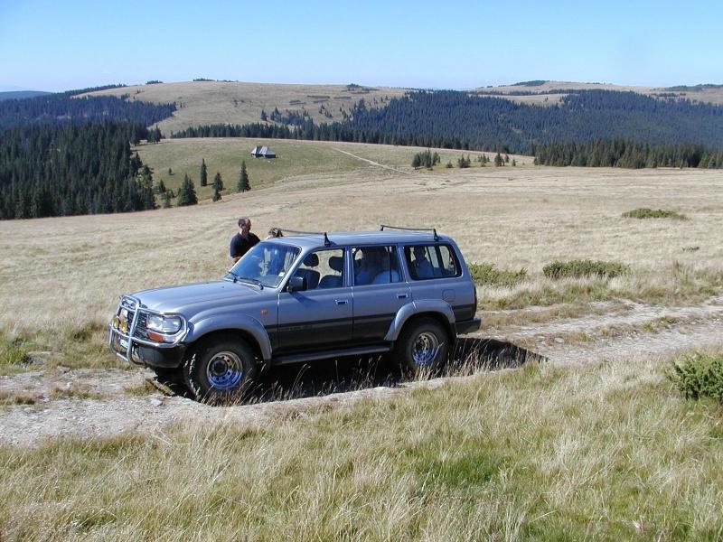 Offroad Trip in Apuseni Mountains