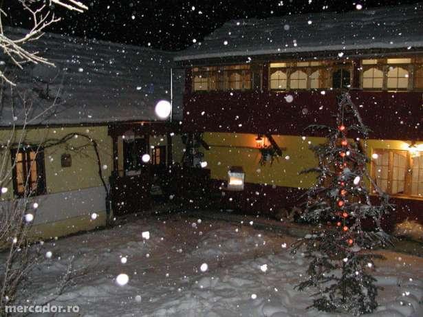 Christmas at Shanti pension Apuseni mountains