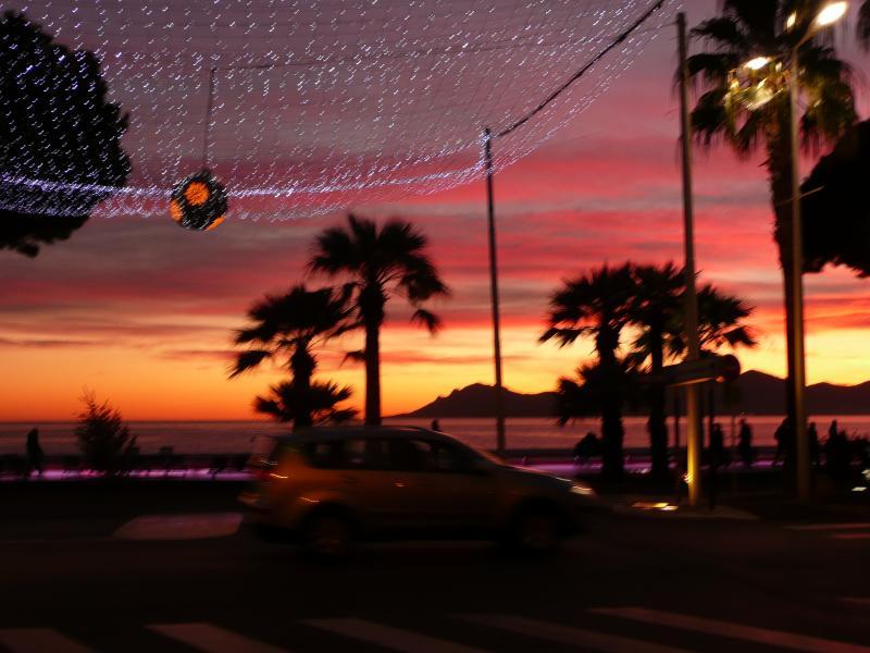Croisette Sunsets
