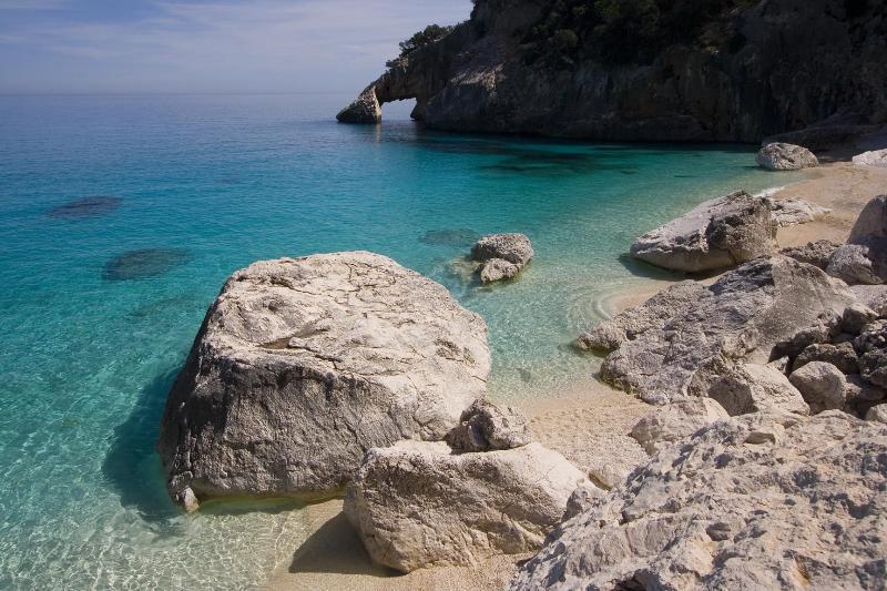 Dio per paradiso intendeva la Sardegna