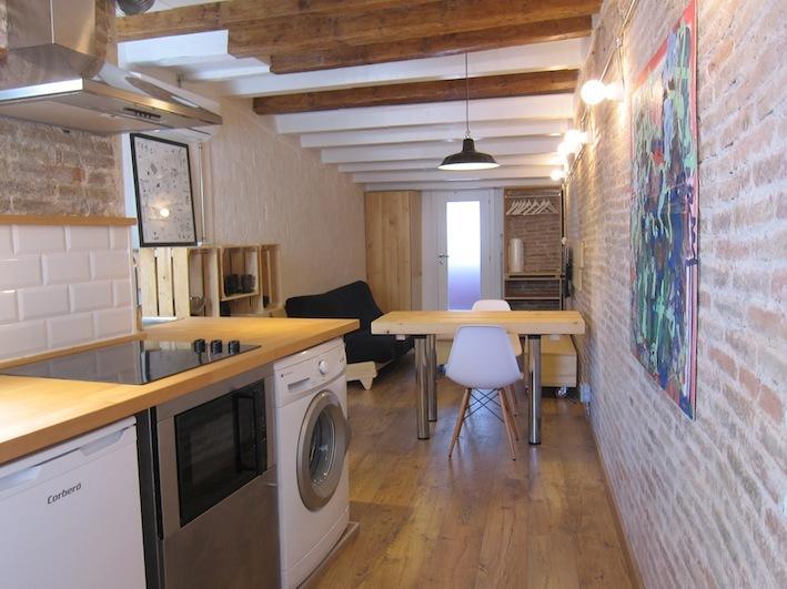 location appartement Barcelona Design Loft