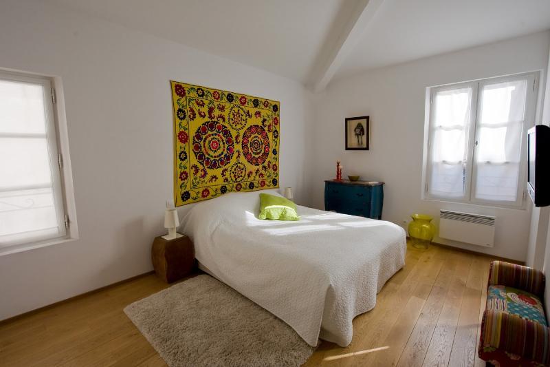 Superbe duplex 12 pl du Forum, vacation rental in Fourques