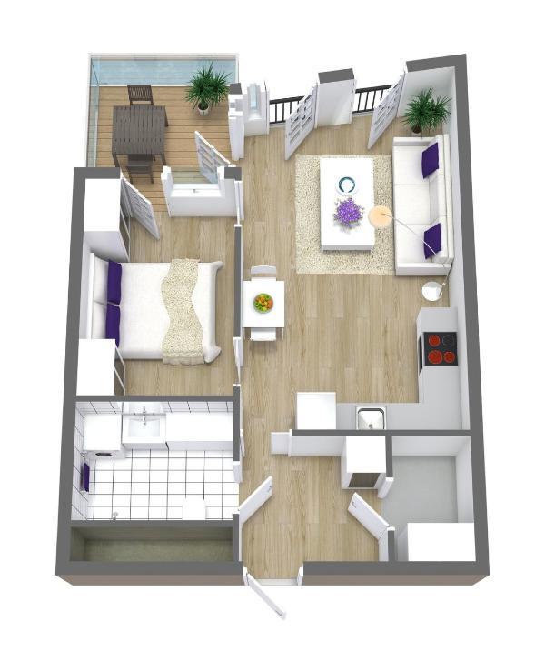 layout/floor plan