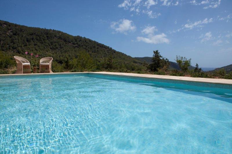 Enjoy our fantastic natural water pool