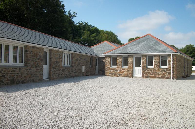 4 The Barns Pigallie, alquiler vacacional en Portreath