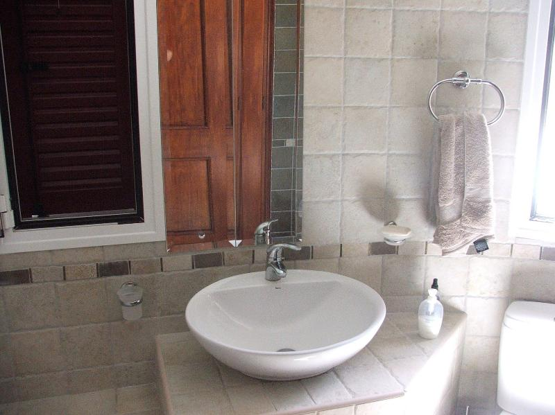 Excellent modern finishes in all bathrooms