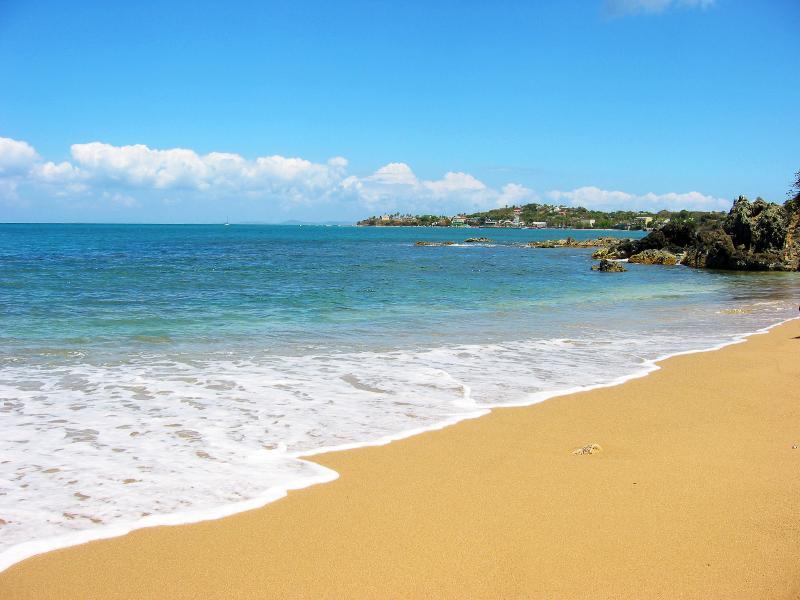 Sea Glass Beach, just a one-minute walk away