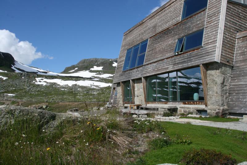 Steinboligen at Finse, location de vacances à Hordaland