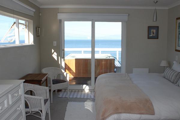 Main top bedroom