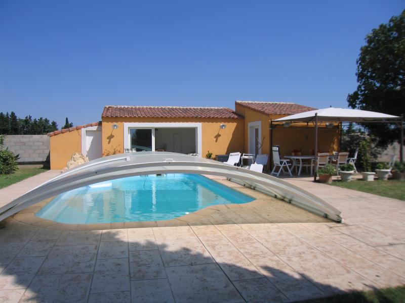 Les Jonquilles - T2 - Air conditionné, holiday rental in Bezouce