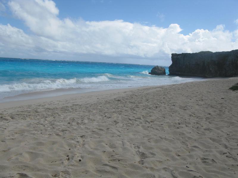 Foulspiel Bay Local Beach