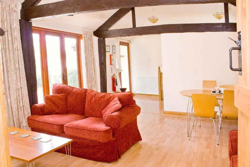 The Linhay, Lower Hearson Farm, vacation rental in Barnstaple