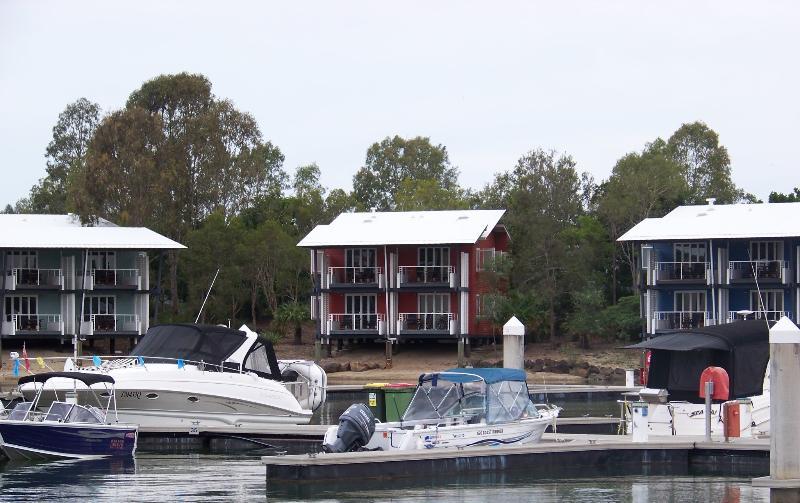 Lage Marina Ferienwohnung Ausblick