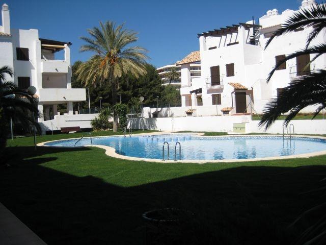 Bajo con jardín, vacation rental in Alcossebre
