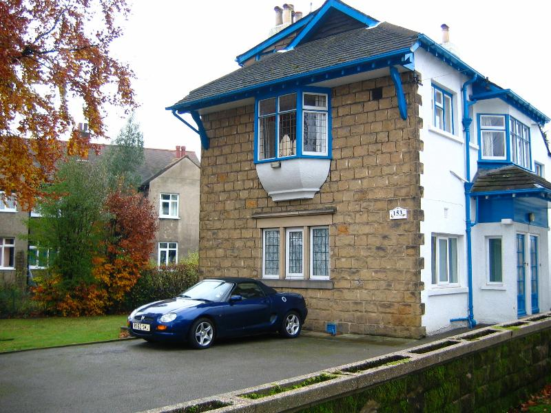 The Tops 2, holiday rental in Leeds
