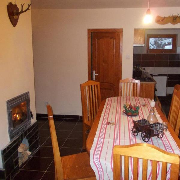 Cabana Cerbu, holiday rental in Targu Mures