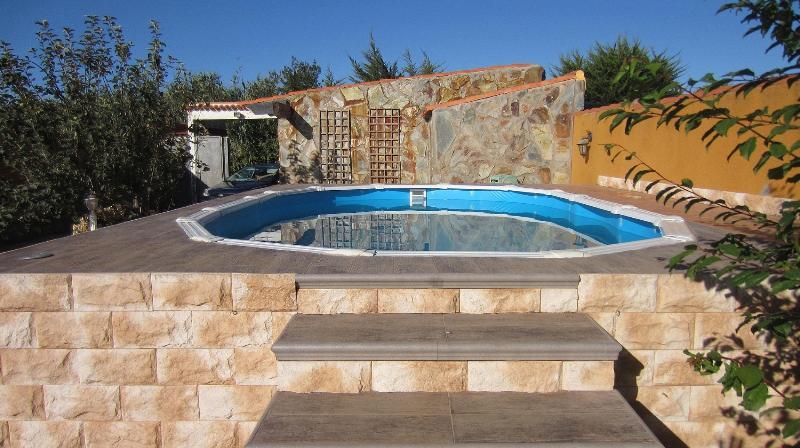 Spacious villa with swimming-pool, aluguéis de temporada em Tacoronte