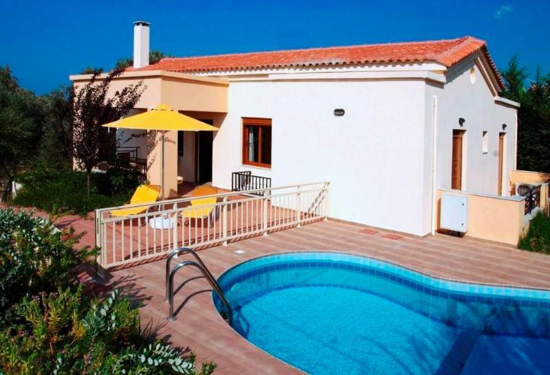 Helidonia Villas-Crete, villa STEFANOS / exterior view